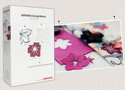 Berina DesignWorks software