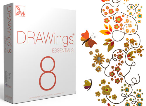 Wings' XP Professional Embroidery Software
